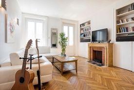 Saxe & the City: Grand séjour avec canapé d'angle pour 6 à 7 personnes
